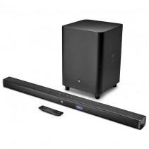 JBL Bar 3.1 Channel 4K Ultra HD Soundbar with Wireless Subwoofer Black (JBLBAR31BLK)