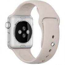Ремешок Apple Watch 38mm Sport Band Stone (MLKW2)