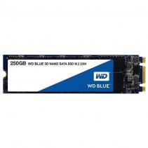 Western Digital Blue SSD 250GB M.2 SATAIII TLC (WDS250G2B0B)