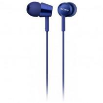 Наушники SONY MDR-EX150 Blue (MDREX150LI.E)