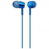 Наушники Sony MDR-EX155AP (Blue)