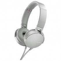 Наушники Sony MDR-XB550AP (White)
