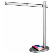 Беспроводное ЗУ + LED лампа MOMAX Q.LED Desk Lamp With Wireless Charging Base (QL1UKD)