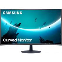 """Монитор 27"""" Samsung Curved C27T55 (LC27T550FDIXCI)"""