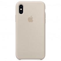 Чехол Apple iPhone XR Silicone Stone (Original copy)