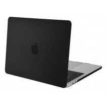 Чехол-накладка HardShell Matte for MacBook Pro 16* (2019) Black