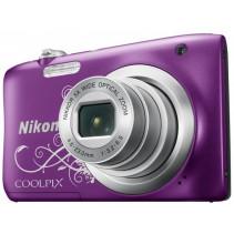 Фотоаппарат Nikon Coolpix A100 [Purple Lineart]