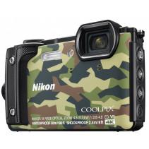 Фотоаппарат Nikon Coolpix W300 [Camouflage]