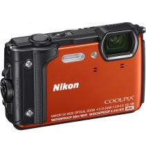 Фотоаппарат Nikon Coolpix W300 [Orange]