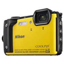 Фотоаппарат Nikon Coolpix W300 [Yellow]