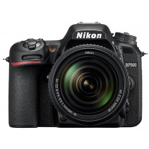 Фотоапарат Nikon D7500 18-140VR Kit [VBA510K002]