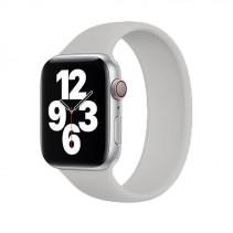Ремешок Apple Watch Single Loop Strap Silicone 44mm (M) Stone