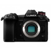 Фотоаппарат Panasonic Lumix DC-G9 Body Black (DC-G9EE-K)