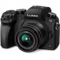 Фотоаппарат Panasonic DMC-G7 [kit 14-42 Black]