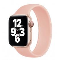 Ремешок Apple Watch Single Loop Strap Silicone 44mm (M) Pink Sand