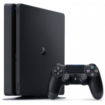 Sony PlayStation 4 Slim 500Gb (PS4) Black