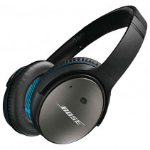 Наушники Bose QuietComfort 25 Wireless Headphones For Apple Black (WWW 715053-0010)