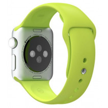 Ремешок Apple Watch 38mm Sport Band Green (MJ4L2)