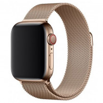 Ремешок Apple Watch Milanese Loop (42mm/44mm) Bronze