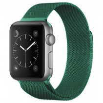 Ремешок Apple Watch Milanese Loop (42mm/44mm) Green