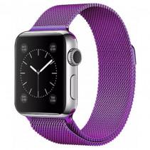 Ремешок Apple Watch Milanese Loop (42mm/44mm) Violet