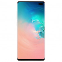 Samsung G9750 Galaxy S10 Plus 512GB Duos (Ceramic White) (SnapDragon)