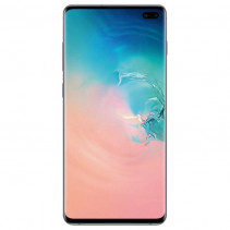 Samsung G9750 Galaxy S10 Plus 128GB Duos (Prism Silver) (SnapDragon)