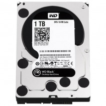 HDD Western Digital Black 1TB 7200rpm 64MB 3.5 SATA III (WD1003FZEX)