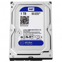 HDD Western Digital Blue 1TB 5400rpm 64MB 3.5 SATAIII (WD10EZRZ)