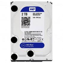 HDD Western Digital Blue 2TB 5400rpm 64MB 3.5 SATAIII (WD20EZRZ)