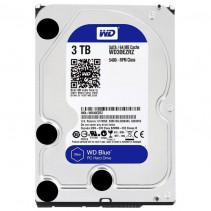 HDD Western Digital Blue 3TB 5400rpm 64MB 3.5 SATAIII (WD30EZRZ)