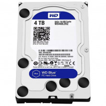 HDD Western Digital Blue 4TB 5400rpm 64MB 3.5 SATAIII (WD40EZRZ)
