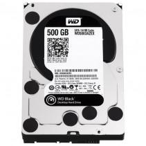 HDD Western Digital Black 500GB 7200rpm 64MB 3.5 SATA III (WD5003AZEX)