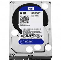 HDD Western Digital Blue 6TB 5400rpm 64MB 3.5 SATAIII (WD60EZRZ)