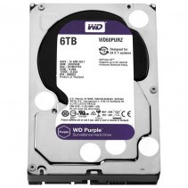 HDD Western Digital Purple 6TB 64MB 5400rpm 3.5 SATA III (WD60PURZ)