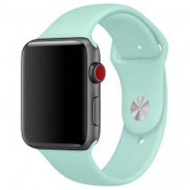 Ремешок Apple Watch Sport Band (38mm/40mm) Sea Blue