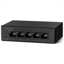 Коммутатор Cisco SB SF110D-05 5-Port 10/100 Desktop Switch