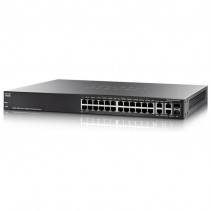 Коммутатор Cisco SB SG300-28MP 28-port Gigabit Max-PoE Managed Switch