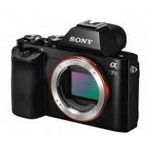 Фотоаппарат Sony Alpha 7S Body Black [ILCE7SB.CEC]