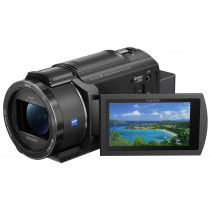 Видеокамера Sony 4K Flash Handycam FDR-AX43 Black (FDRAX43B.CEE)
