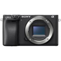 Фотоаппарат Sony Alpha 6400 [Body Black]