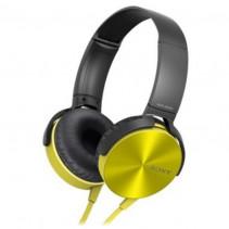 Наушники SONY MDR-XB450AP Yellow (MDRXB450APY.E)