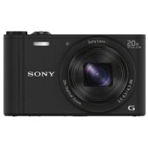 Цифровой фотоаппарат Sony DSC-WX350 Black