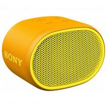 Акустическая система Sony SRS-XB01 Yellow