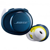 Наушники Bose SoundSport Free Wireless Navy/Citron 774373-0020