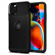 Чехол Spigen Slim Armor для iPhone 11 [Black (077CS27099)]