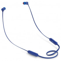 Наушники JBL T110 Bluetooth Blue (T110BTBLU)