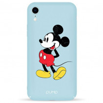 Чехол Pump Tender Touch Case for iPhone XR Mickey Mouse La Vintage