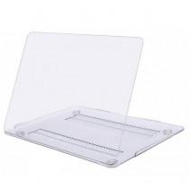 Чехол-накладка HardShell Crystal for MacBook Pro 16* (2019) Transparent