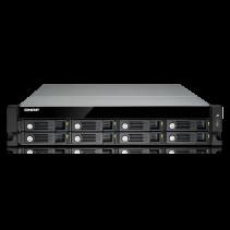 Система хранения данных NAS QNAP (TS-853U-RP)